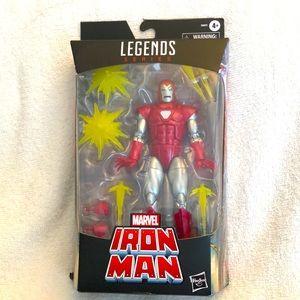 Marvel Legends IRON MAN SILVER CENTURION Figure
